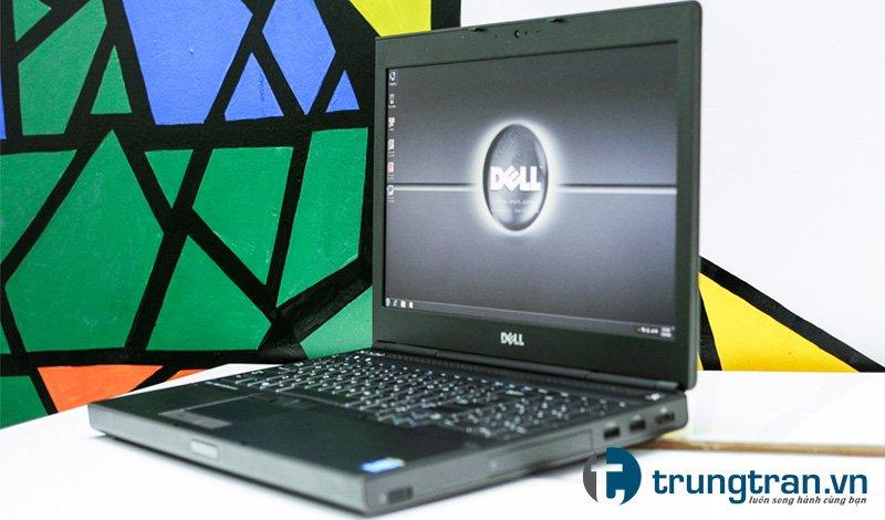Đánh giá Dell Precision M4800 mạnh mẽ bền bỉ