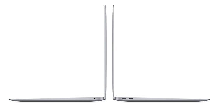 So sánh MacBook Air 2018 và MacBook Pro các phương diện