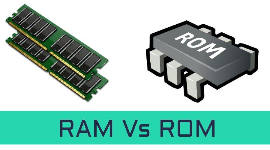 Rom máy tính là gì? Phân biệt giữa rom và ram trên máy tính