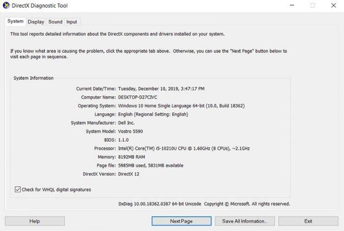 Đánh giá chi tiết Laptop Dell Vostro 5590