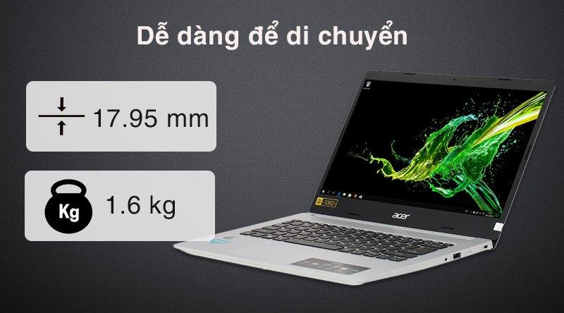 Acer Aspire 5 A514: Quá tốt so với tầm giá ..