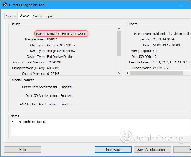 GPU là gì? Công dụng và cách kiểm tra loại card đồ họa (GPU) trên máy tính.