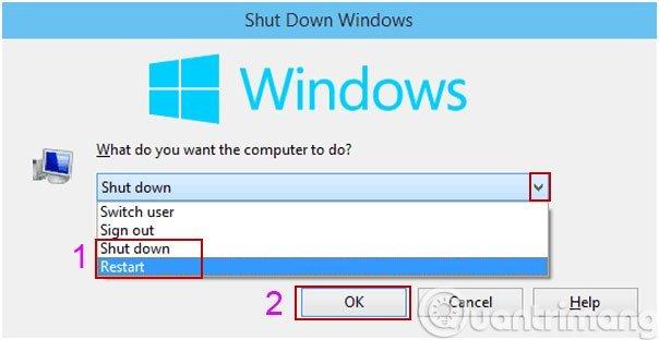 12 cách tắt máy tính nhanh nhất cho win 10