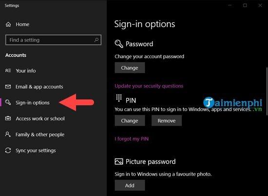 Cách cài đặt mật khẩu cho máy tính dễ nhất!