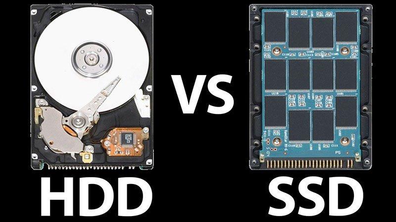 Ổ cứng máy tính: nên chọn SSD hay HDD?