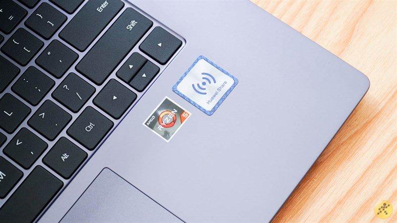 cấu hình Huawei MateBook D 15