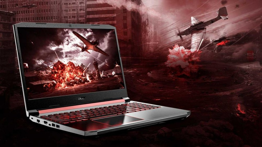 Acer Nitro 5 có mức giá rẻ vô địch trong danh sách laptop gaming này