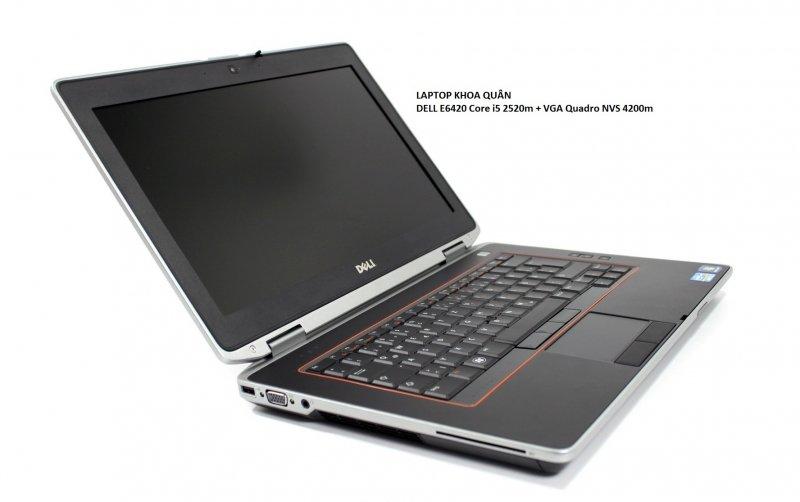 Laptop Khoa Quân
