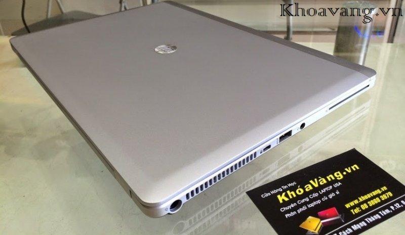 Laptop Khóa Vàng