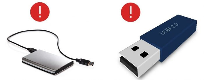 Khắc phục lỗi máy tính laptop không nhận ổ cứng gắn ngoài, không nhận USB - Nhanh như Chớp